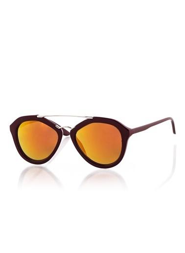 Polo55 Gözlük Bordo